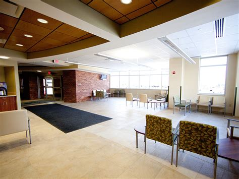 Northside Hospital Emergency Room by Competitive Interiors Metal Studs Drywall Insulation