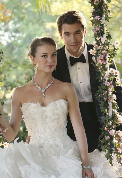 daniel and amanda swing emily vanc josh bowman images the wedding album