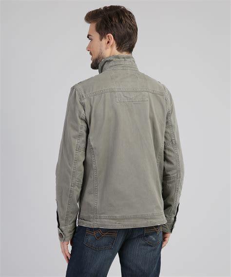 Jaket Parka Canpas Poket Zipper 4 pocket canvas jacket 5 soul