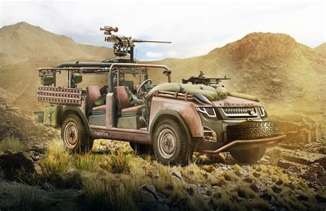 sas land rover could the land rover defender look like this carwow