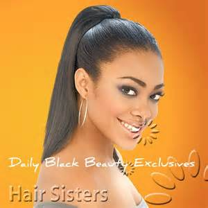 ponytails for american hair pin by c h on black women hairstyles hair extensions and