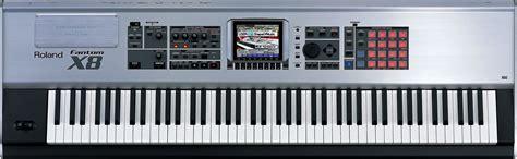 Keyboard Roland X7 Roland Fantom X8 Workstation Keyboard
