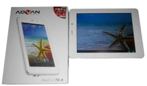 Tablet Advan Kamera Depan harga tablet advan vandroid t5b dan spesifikasi harga