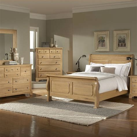 Oak Furniture Bedroom Light Oak Bedroom Furniture Sets
