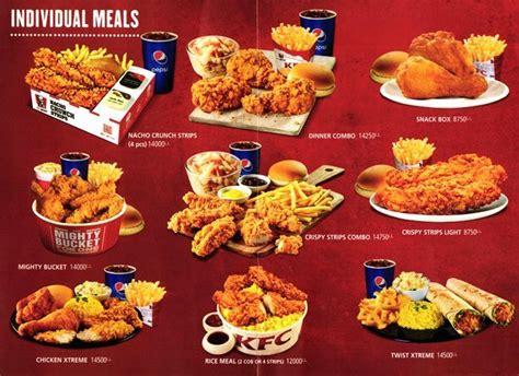 kfc buffet menu kfc menu www imgkid the image kid has it