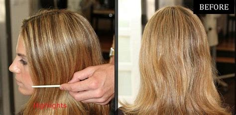 difference between partial and full highlights head masters