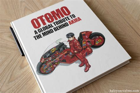 libro otomo a global tribute otomo a global tribute to the mind behind akira art book review halcyon realms art book