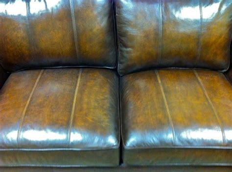Gogh Leather Sectional by Bernhardt Gogh 2 Leather Sectional Clink Furniture