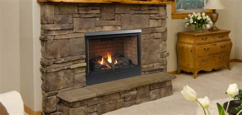 Patriot Direct Vent Gas Fireplaces by Majestic Products