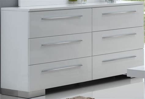 glossy white dresser sapphire high gloss white laminate dresser from new