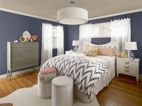gray and yellow bedroom paint