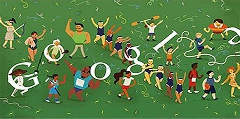 doodle olympic 2012 top 5 doodles of the 2012 olympics
