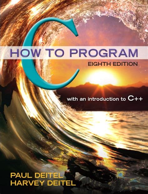C How To Program 8th Edition Global Edition Ebook E Book c how to program 8th edition informit