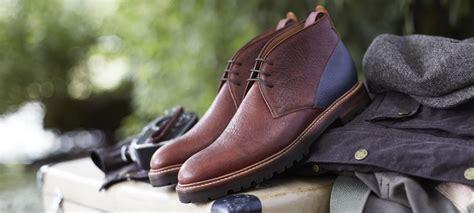 Sepatu Clarks Chukka 5 classic men s autumn winter boot styles fashionbeans