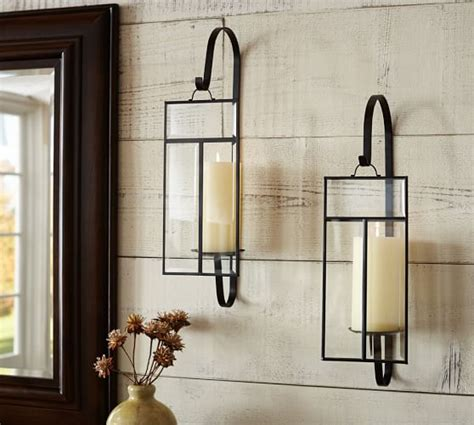 candle wall sconces for living room love the idea of wall sconces in living room either