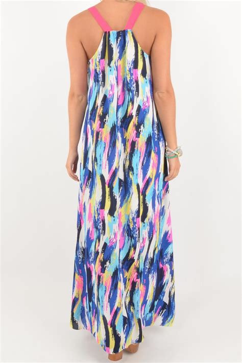 multi color maxi dress buddy multi color maxi dress from mississippi by