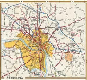 image gallery richmond map
