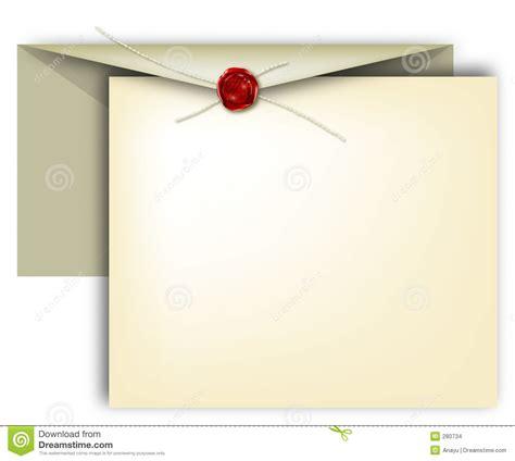 lettere invito lettera invito immagini stock immagine 280734