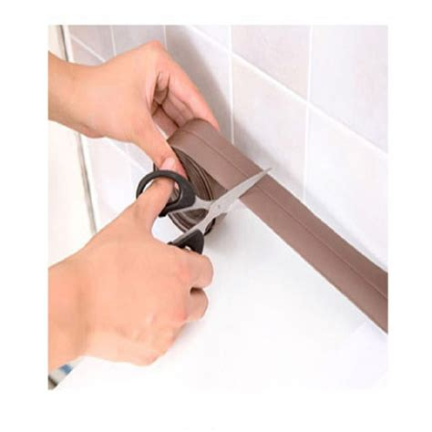 Kitchen Sink Sealant Kitchen Sink Bath Basin Edge Waterproof Mildew Wall Sealing Sealant Ebay