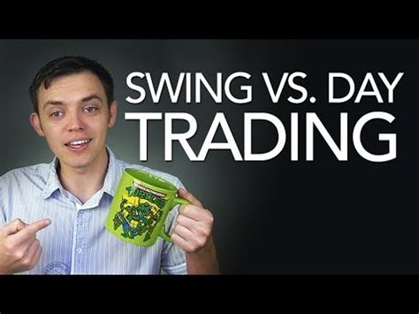 Swing Vs Day Trading Which Is Better Youtube