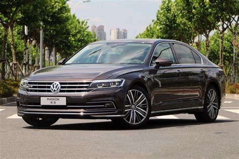 Volkswagen Car Sales by Volkswagen Phideon China Auto Sales Figures