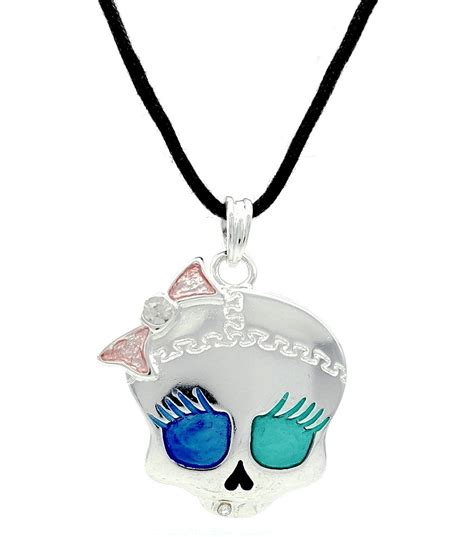 beautiful monster pendant necklace gift idea for christmas