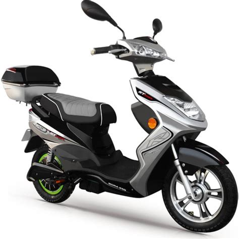stmax bora  siyah elektrikli motorsiklet fiyati