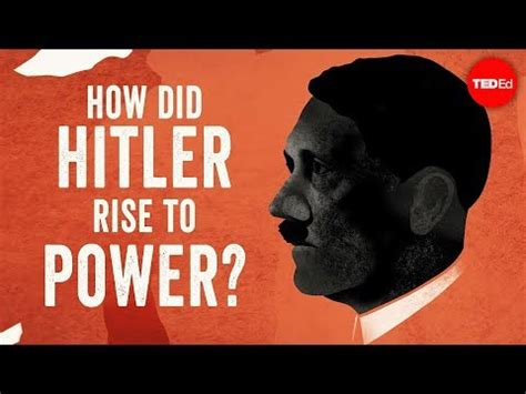 The Rise To Power a history lesson hitler s rise to power brobrubel s