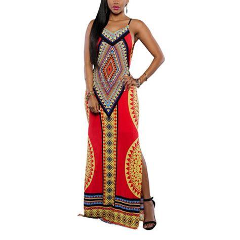 african print party dress fashion women s traditional african print dashiki dress