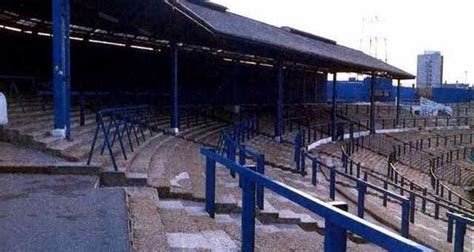 The Football Shed by Stamford Bridge Chelsea Fc The Shed Chelsea Football