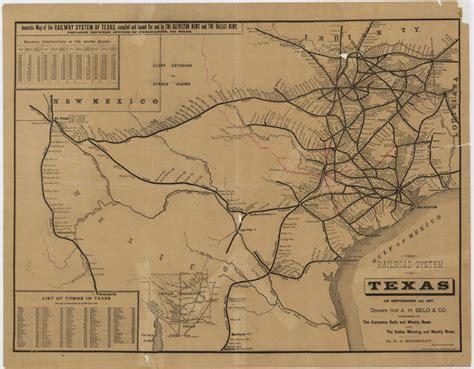 el camino map historic maps el camino real de los tejas