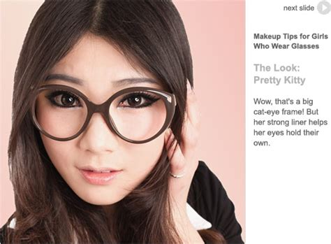 natural makeup tutorial for glasses simple eye makeup with glasses pictures to pin on