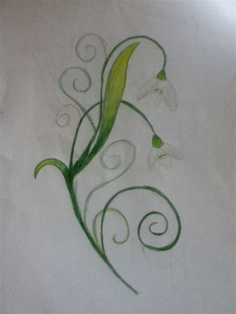 snowdrop tattoo designs s snowdrops design by deborah derp on deviantart