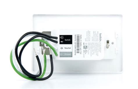 Wemo Light Switch 3 Way by Lighting Convert One 3 Way Light Switch To Belkin Wemo