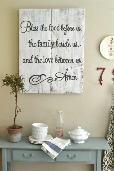 my food infatuation diy kitchen wall art 70 wanddekoration ideen zum inspirieren