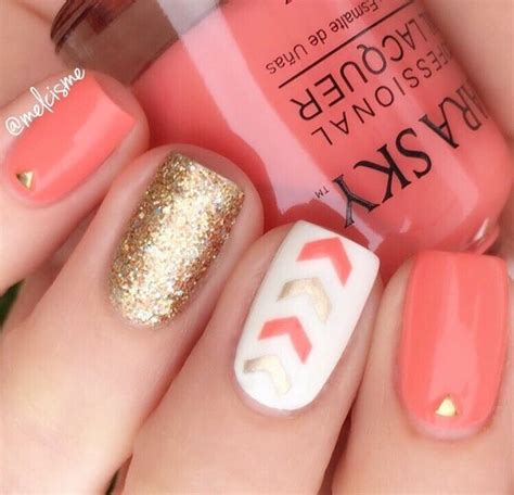Easy Nail Styles by 10 Easy Nail Designs You Can Do At Home Style Code
