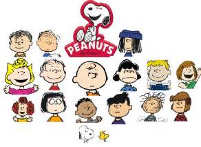 List of peanuts characters peanuts wiki wikia