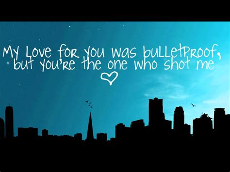 bulletproof song bulletproof love pierce the veil lyrics full song youtube