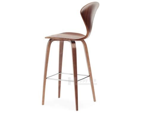 Norman Cherner Bar Stool Replica by Norman Cherner Replica Bar Stool Use For Coffee House