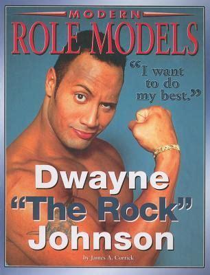 dwayne the rock johnson biography book dwayne quot the rock quot johnson by james a corrick reviews