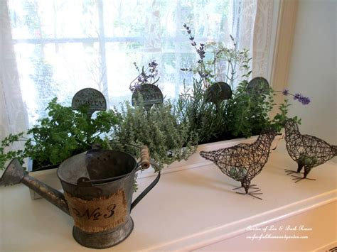 Kitchen Windowsill Herb Garden Windowsill Herb Garden Diy Crafts