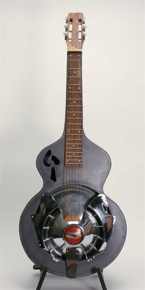 Handmade Resonator Guitars - pin by church on strings
