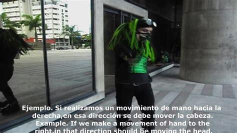 tutorial industrial dance tutorial basic industrial dance bioraven and lib rth