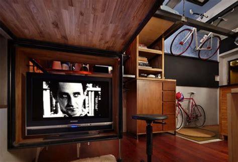 room space savers space saver engineer spends 7 years building loft