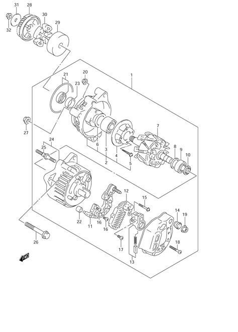 bandit 1200 motor wiring diagrams wiring diagrams