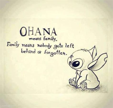 tattoo quotes family tumblr ohana means family pictures photos and images for