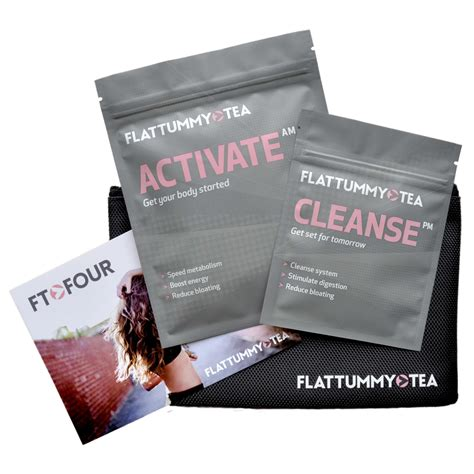 Detox Easy 123 by 2 Step Easy Tea Detox To Reduce Bloating And Get A Flat