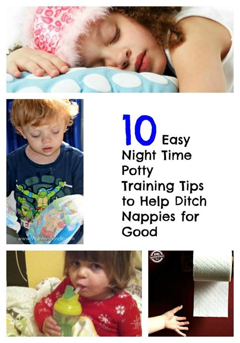10 Tips For Time Parents by 10 Tips For Time Potty