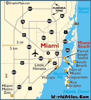 map of miami florida florida map geography of florida map of florida worldatlas