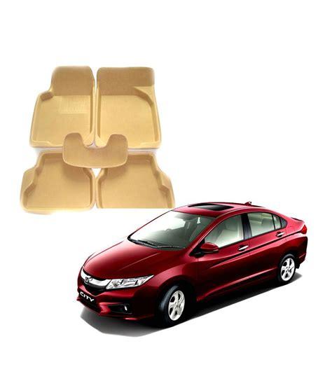si鑒e auto pearl auto pearl 3d car mats for honda city ivtec model